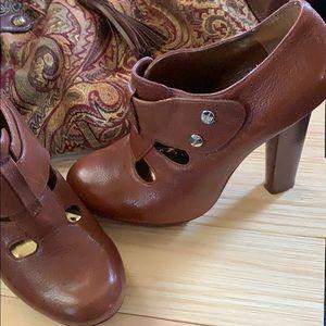 BCB Girls Brown Heels